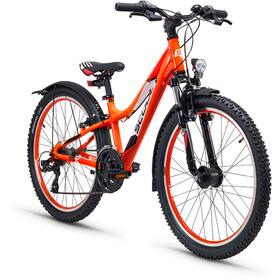 s'cool troX urban 24 21-S Neon Orange